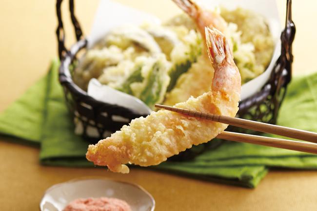 なる せ 天ぷら 天ぷらをカラッとさくさくに!